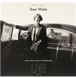 Vinyle Tom Waits - Virginia Avenue: Live At The Ivanhoe Theatre, Chicago, Il - November 21, 1976
