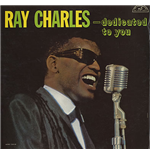 Vinyle Ray Charles - Dedicated To You