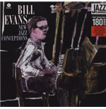 Vinyle Bill Evans - New Jazz Conceptions