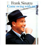 Vinyle Frank Sinatra - Come Swing With Me