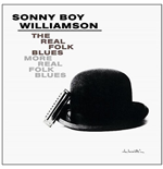 Vinyle Sonny Boy Williamson - The Real Folk Blues
