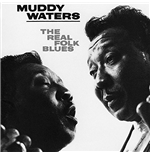 Vinyle Muddy Waters - The Real Folk Blues