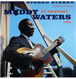 Vinyle Muddy Waters - Muddy Waters At Newport 1960