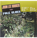 Vinyle John Lee Hooker - Folk Blues