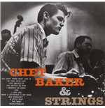Vinyle Chet Baker - With Strings - Clear (Limited edition)