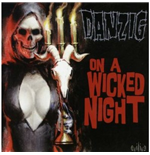 Vinyle Danzig - On A Wicked Night