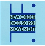 Vinyle New Order - Movement