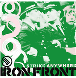 Vinyle Strike Anywhere - Iron Front