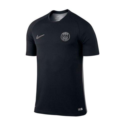 maillot entrainement psg noir