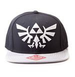 Casquette The Legend of Zelda Twilight Princess Gris/Noir