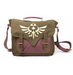 Sac à Dos Nintendo The Legend of Zelda Skyward Sword Emblème Royal Doré Unisexe, Taille Unique