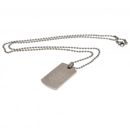 Dog Tag Angleterre Football 169110
