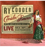 Vinyle Ry Cooder & Corridos Famosos - Live In San Francisco (2 Lp+Cd)