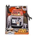 Star Wars peluche Chopper 18 cm