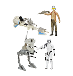 Star Wars Episode VII assortiment véhicules Ultimate avec figurines 2015 Wave 1 (4)