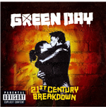 Vinyle Green Day - 21st Century Breakdown (2 Lp)