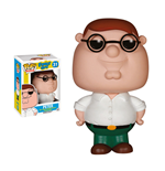 Family Guy Figurine POP! Television Vinyl Peter 9 cm