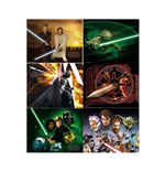 Star Wars assortiment tapis de souris 3D Characters (12)
