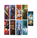 Star Wars assortiment aimants 3D Characters (18)