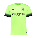 Maillot Manchester City FC 2015-2016 Third