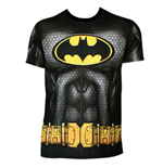 T-shirt Batman Costume avec Cape