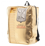 Sac à Dos Nintendo The Legend of Zelda - Gold Cartridge