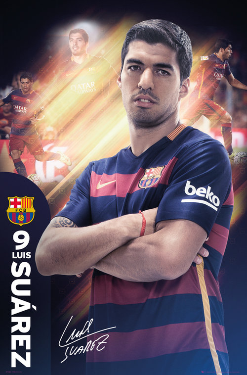 Poster FC Barcelone 175830
