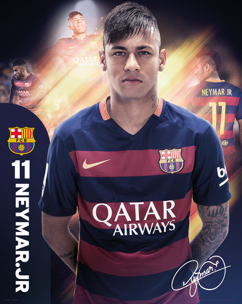 Poster FC Barcelone 175835