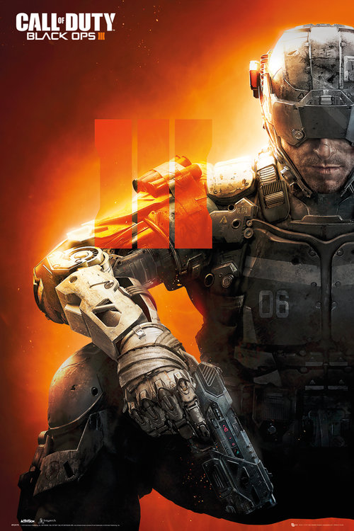 Poster Call Of Duty: Black Ops III