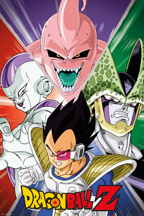 Poster Dragon ball 175880