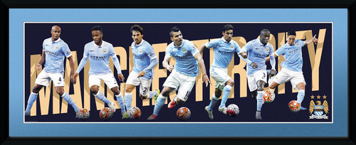 Impression Manchester City FC 175900