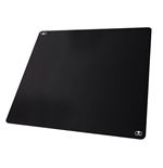 Ultimate Guard tapis de jeu 60 Monochrome Noir 61 x 61 cm