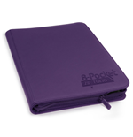 Ultimate Guard 8-Pocket ZipFolio XenoSkin Violet