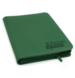 Ultimate Guard 8-Pocket ZipFolio XenoSkin Vert