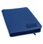 Ultimate Guard 8-Pocket ZipFolio XenoSkin Bleu Marine