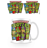 Les Tortues ninja mug Group