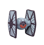 Star Wars Episode VII véhicule peluche Tie Fighter 18 cm