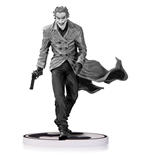 Batman Black & White statuette The Joker by Lee Bermejo 2nd Edition 18 cm