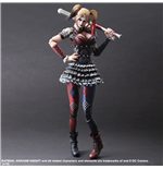 Batman Arkham Knight Play Arts Kai figurine Harley Quinn 25 cm