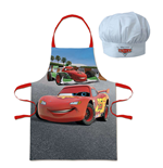 Cars set cuisine Lightning McQueen