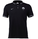 Polo AS Rome Nike Authentic League 2015-2016 2015-2016 (Noir)