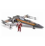 Star Wars Episode VII véhicule avec figurine 2015 Class III Poe's X-Wing Fighter