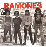 Vinyle Ramones - Eaten Alive - The 4 Acres - New York - 1977 (2 Lp)