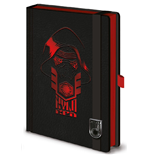 Star Wars Episode VII carnet de notes Premium A5 Kylo Ren