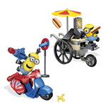 Minions Mega Bloks assortiment jeux de construction (6)