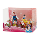 Blanche Neige et les Sept Nains pack 9 figurines Deluxe