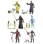Star Wars assortiment figurines 2015 Jungle/Space Wave 2 10 cm (12)