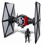 Star Wars Episode VII véhicule Deluxe avec figurine Class II 1st Order Special Forces TIE Fighter