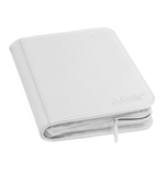 Ultimate Guard 4-Pocket ZipFolio XenoSkin Blanc