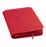 Ultimate Guard 4-Pocket ZipFolio XenoSkin Rouge